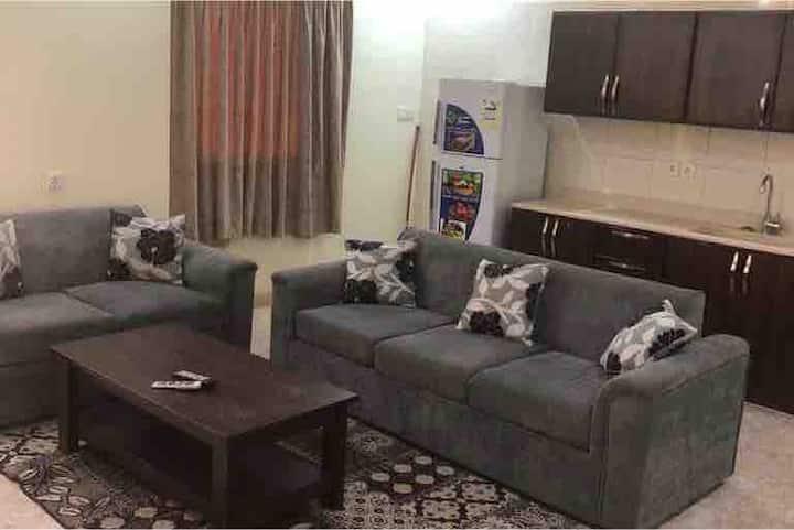 Tow rooms -Monthly rent غرفتين وصالة ومطبخ وحمام