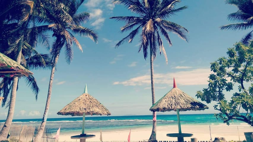 JCAH Beach house @Tinintinan,Araceli,PalawanPHILS