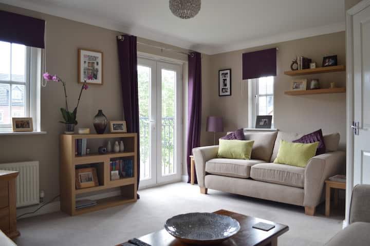 Lovely 2 bedroom house near Cardiff City Centre