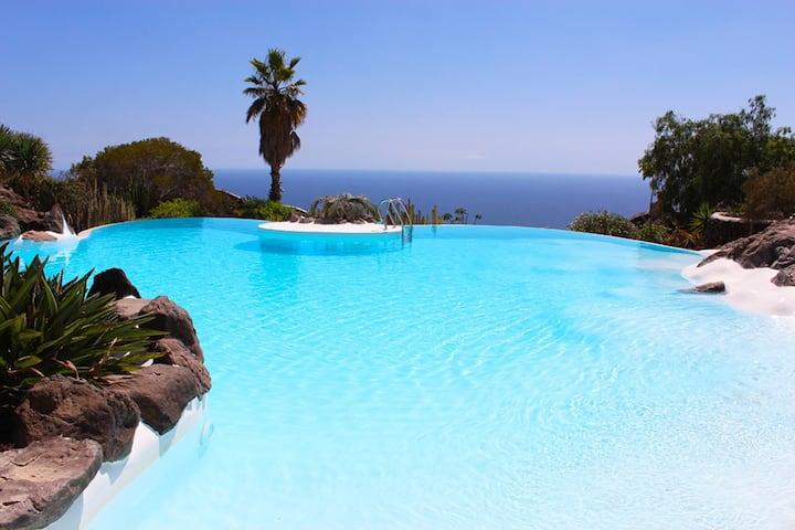 Casa Mia Tenerife Adeje con piscina privada