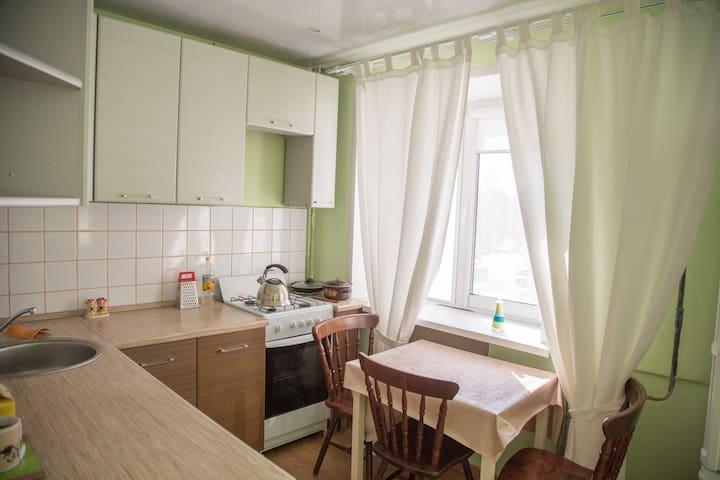 Квартира на Пушкинской (Центр)