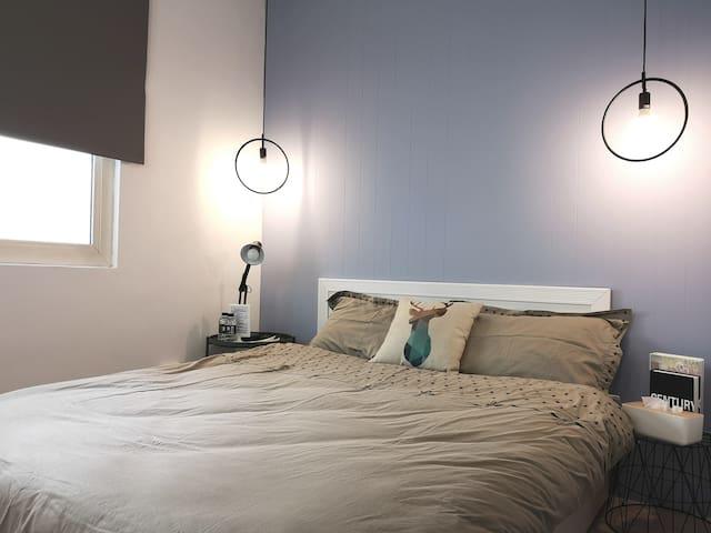 簡單生活simple house 台東市區經濟雙人房3年B班