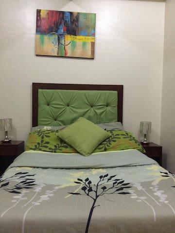 1 bedroom fully furnished condo for rent  Banawa - Себу - Квартира