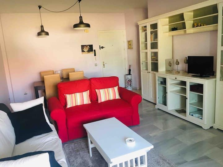 Memorable Beach  Front  Apartment  in Estepona