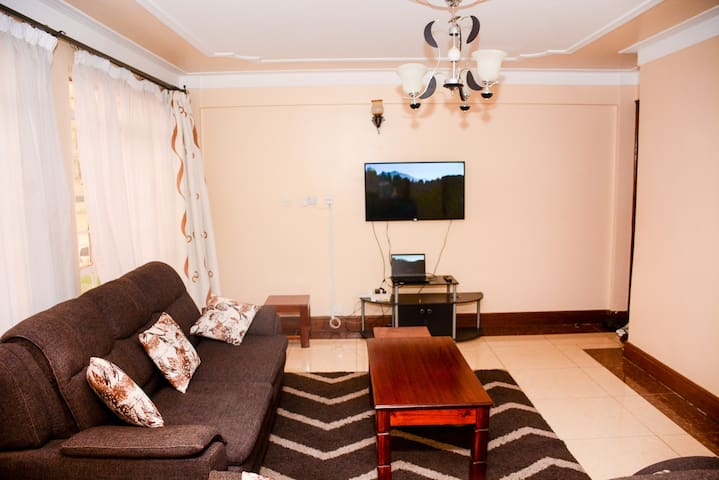 KOTE- Entire 1 bedroom  in Westlands WiFi/Netflix