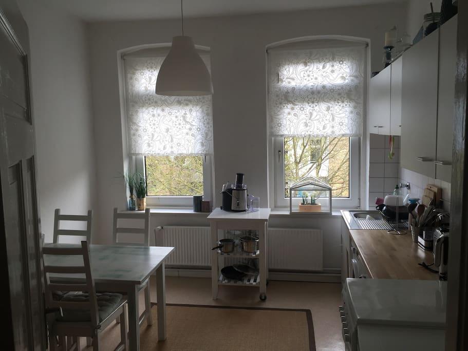 Die Küche :)