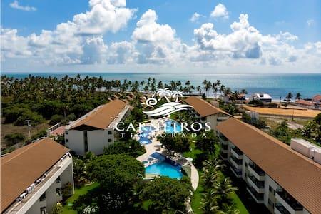3 Dormitórios - Carneiros Beach Resort (A01-3)