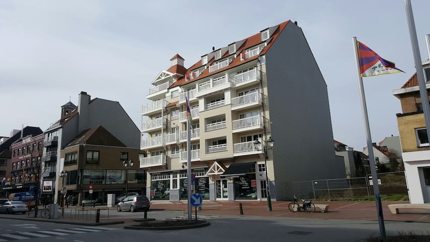 Luxueus appartement - Lippenslaan - Knokke - Knokke-Heist