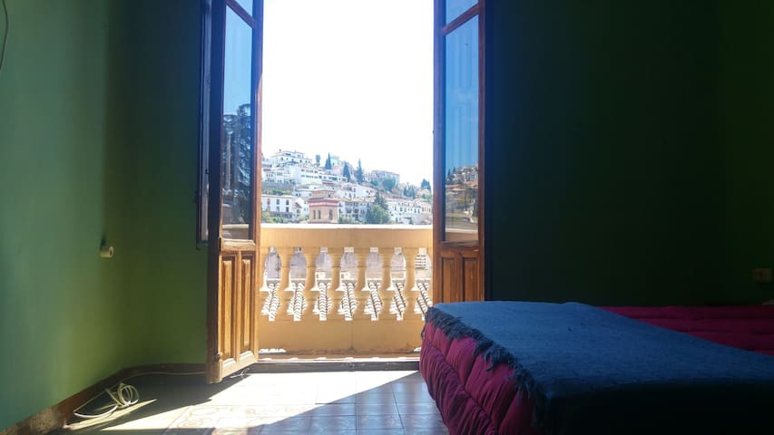 Habitacion Privada en el Centro !!! - Granada - Apartment