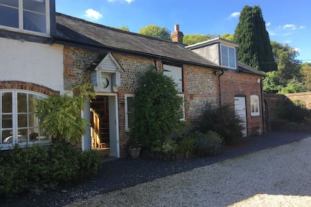 Longhouse, St Mary Bourne - Pension