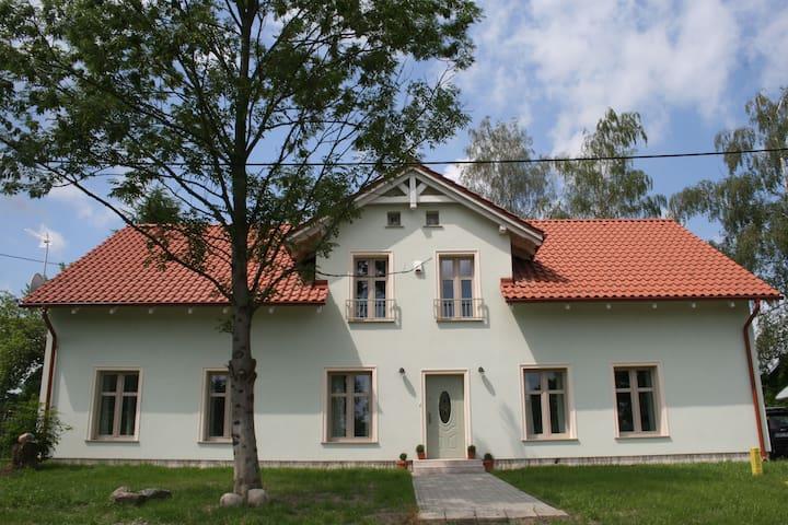Casa Mia XIX-w Nadmorski Dom z ogrodem