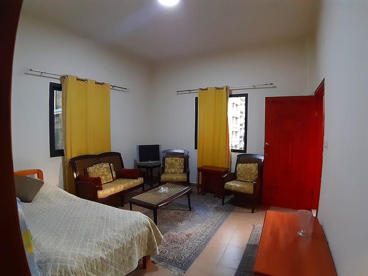 In the heart of ashrafieh. Small appartment/studio