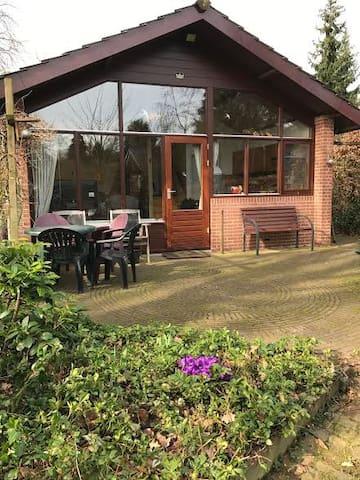 Huisje aan de bosrand - Aalten - Casa de vacaciones