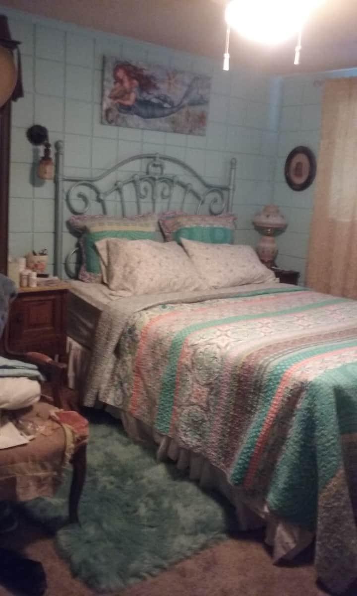 Fancy Nancy's Bed & Breakfast, come visit us!