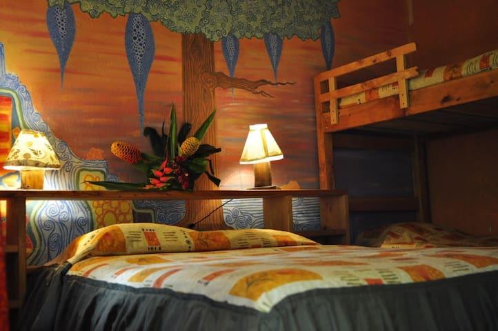 Deliciosa comida, excelente hospedaje y mucha paz - Palmichal - Nature lodge