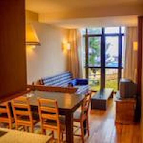 Apartamento-estudio 4/5 personas - Candanchú - Apartment