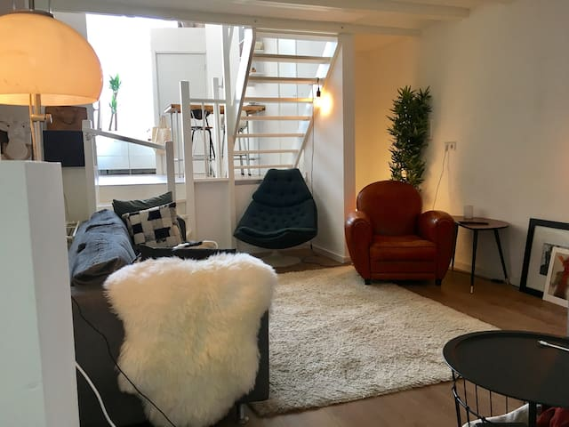 Spacious 2 bedroom appartement