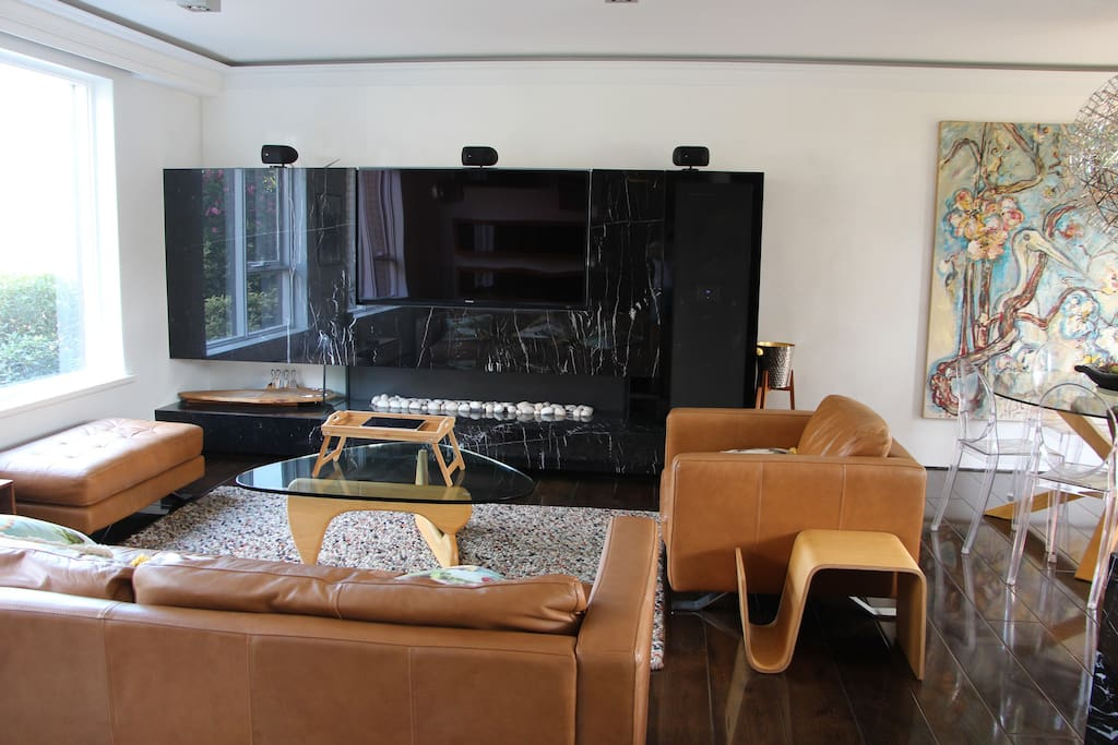 Living room / home theatre