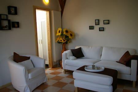 Appartement mit Balkon - Pronstorf - Apartament