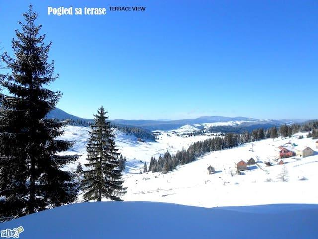 WINTER WONDERLAND HOUSE - Federation of Bosnia and Herzegovina - Allotjament sostenible a la natura