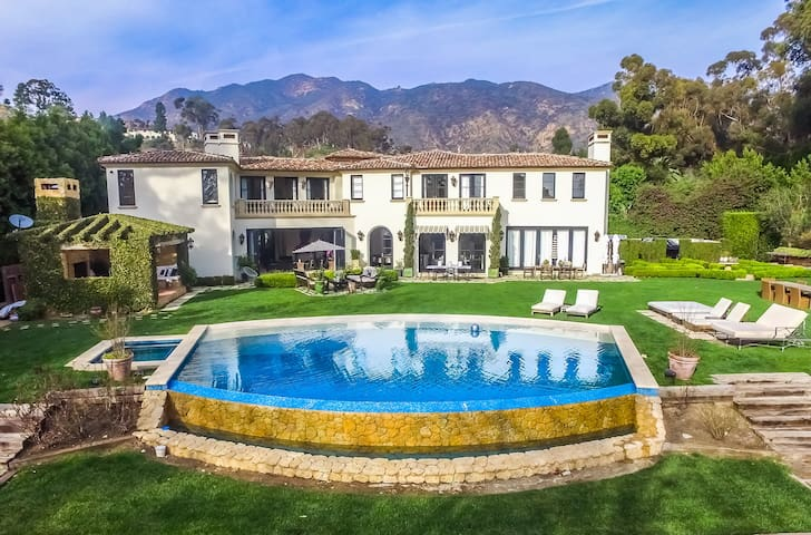 Magnificent 3 Arce Malibu Grand Mansion