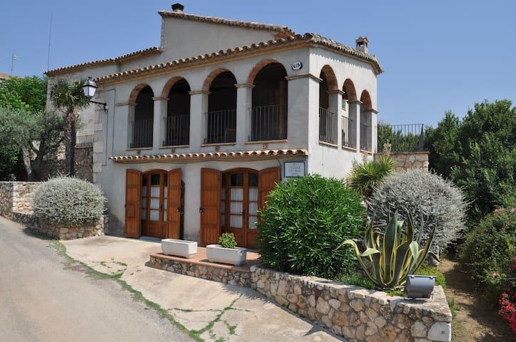 El Celler of Mas Orpí - Castellví de la Marca - Lejlighedskompleks