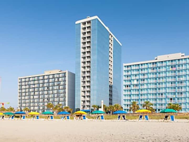 1-Bedroom Unit at SeaGlass Tower of Myrtle Beach