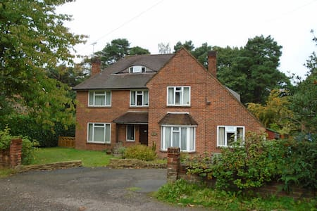 2 bedroom apartment on edge of Surrey Countryside