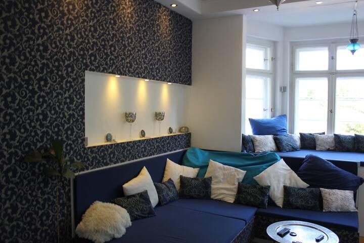 Stillvolle und wunderschöne 3,5 Zimmerwohnung