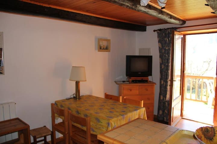 Appartement Puy saint vincent 1400 - Puy-Saint-Vincent - Wohnung