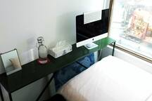 cdk guest room - single