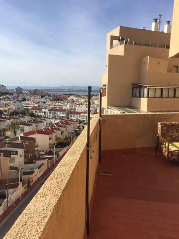 7 G Apartamento para parejas - Torrevieja - Appartement
