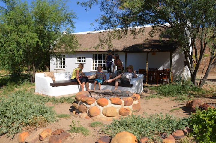 Enjo Nature Farm, Lazy Leopard House, Cederberg