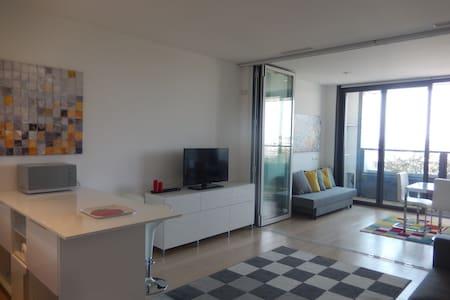 Appartamento panoramico al 14 piano di Eurosky - ローマ - アパート