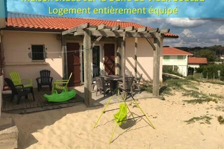 ❤️Situation exceptionnelle sur dune Vieux Boucau❤️
