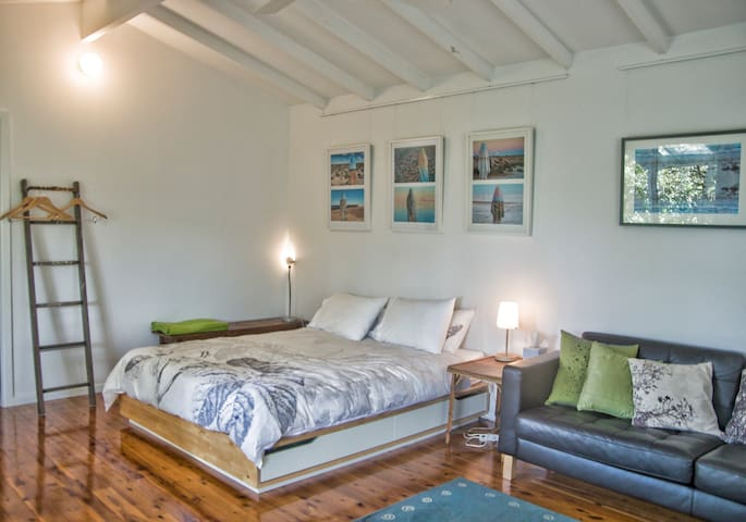 Bundeena Garden Studio near beaches - Bundeena - Chalet