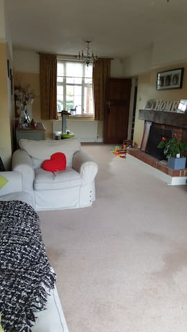 Double room zone 5. 20mn from Central London - Bromley - Casa