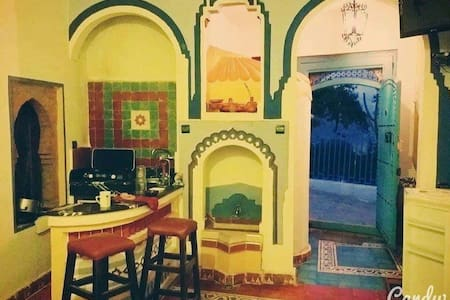 Casa tajeddine - Chefchaouen - Casa