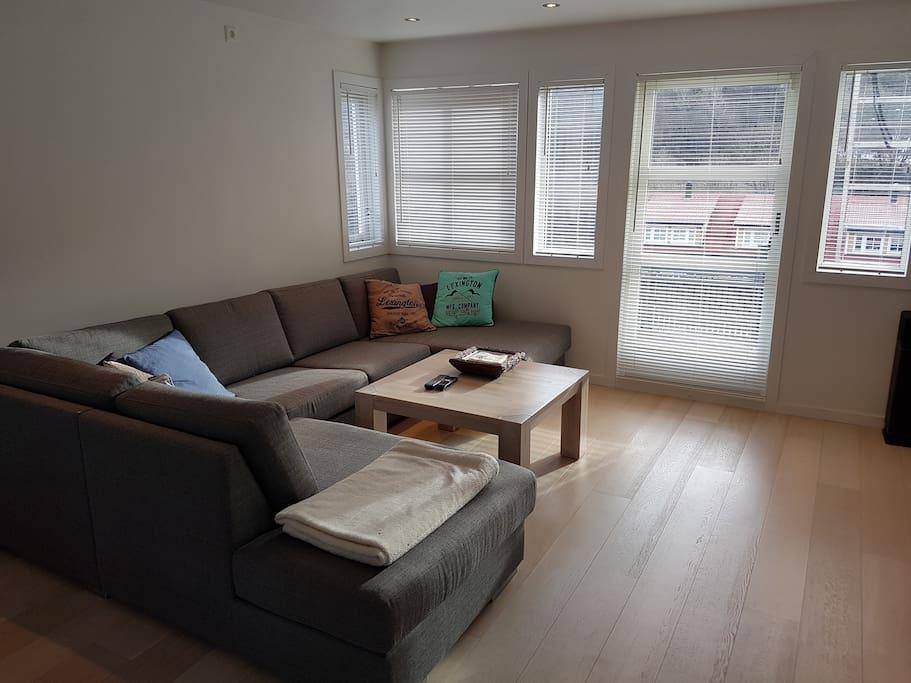 Living room 30m2