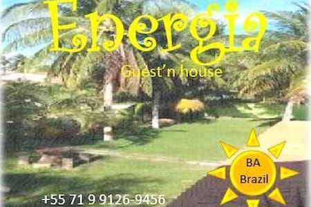 Guest'n House Energia em Berlinque- Ilha Itaparica