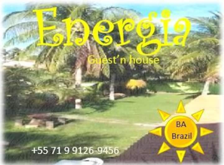 Energia Guest'n house-Casa Compartilhada-Berlinque