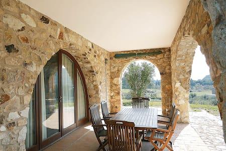 Appartamenti in un antico casale - Lacona