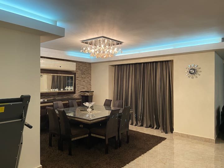 Luxurious stay in the safest location in Nasr