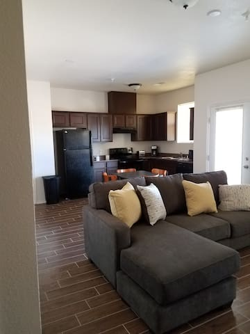 APT. 102- 1 BEDROOM FURNISHED