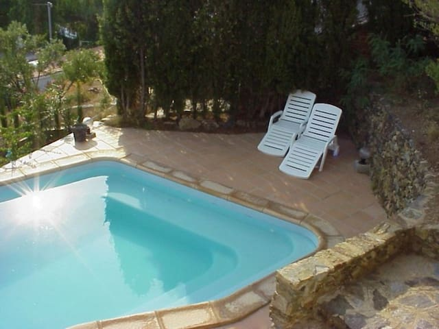 083 House with sea views and private pool - Llançà - Villa