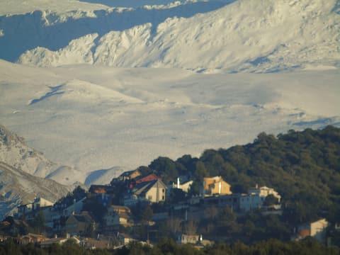 Estudio en Cumbres Verdes , Sierra Nevada
