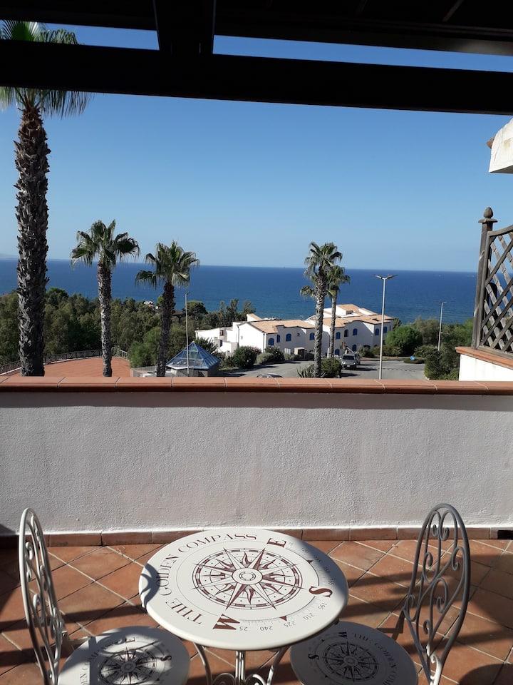 Appartamento rilassante a ridosso della spiaggia!