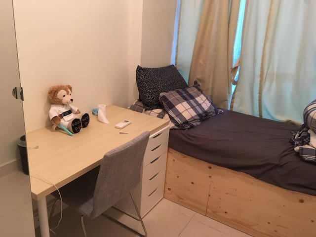 1 Bedroom in a High Rise Appartment - Tseung Kwan O - Appartement