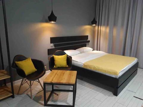 Апартамент в стиле Лофт