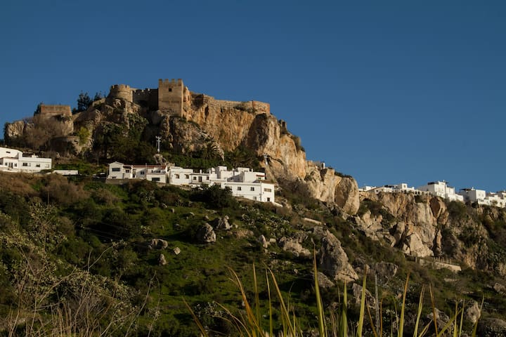 Las Palmeras Incredible Views of Sea and mountains - Salobreña - Dom